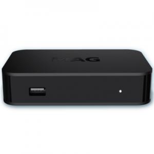 MAG 256 W1 TV Box