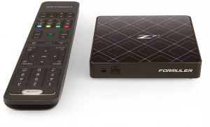 Formuler Z7+ Android box Mediakoning
