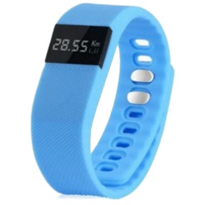 TW64 fitness tracker blauw
