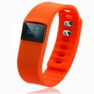 TW64 Fitness tracker oranje