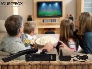 SourceBox Mini OTT - Mediakoning