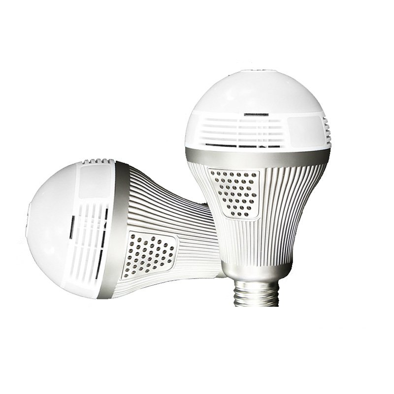 Xidio IP Camera 5MP Gloeilamp