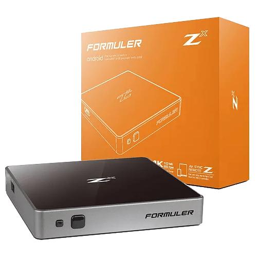 Formuler Zx IPTV Box