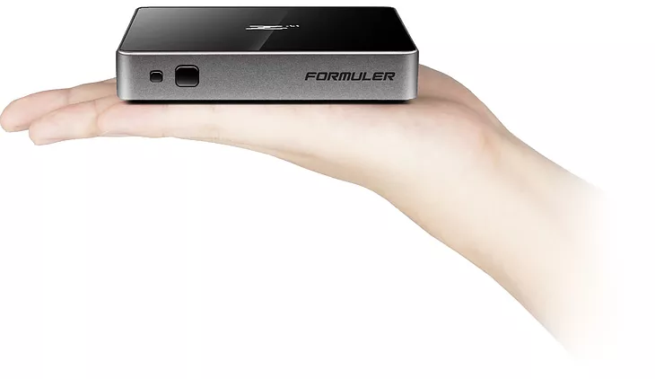 Formuler Zx IPTV Set Top box