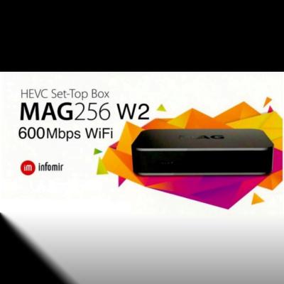 MAG 256 W2 TV Box