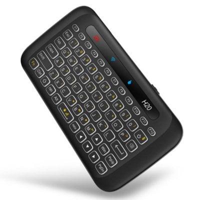 H20 mini toetsenbord met touch