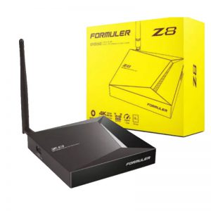 Formuler Z8 IPTV Set Top Box