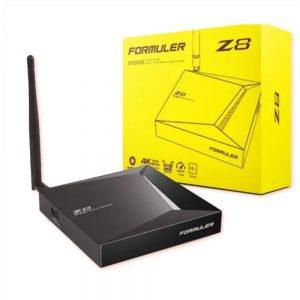 Formuler Z8 IPTV Set Top Box