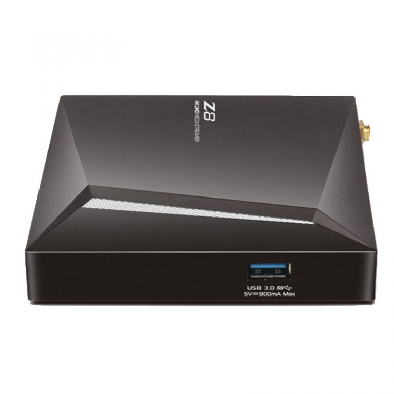 Formuler Z8 IPTV Set top box zijkant