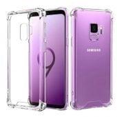 Siliconen shockproof hoesje Samsung Galaxy S9 Plus