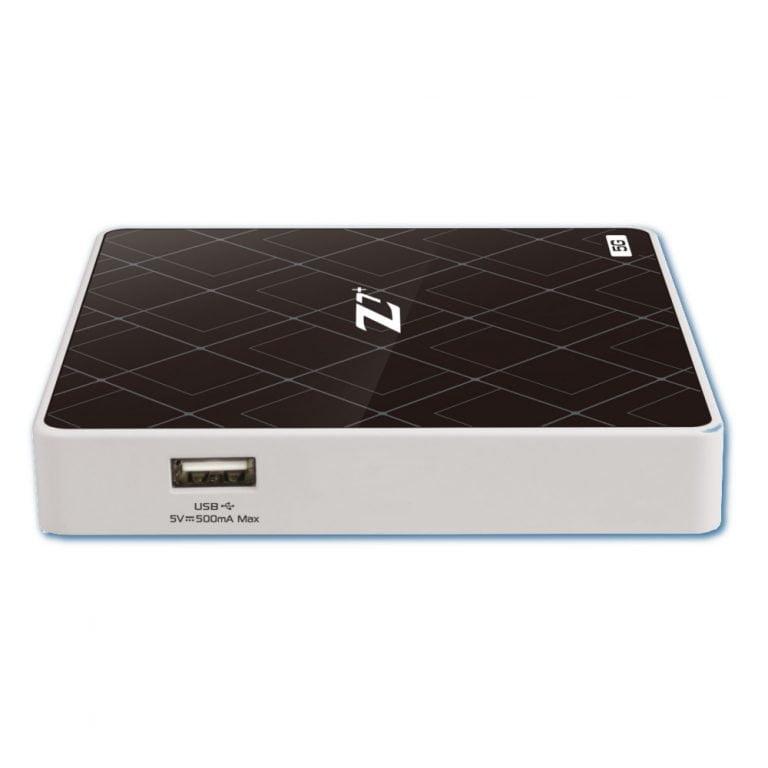 Formuler Z7+ 5G wit zijkant