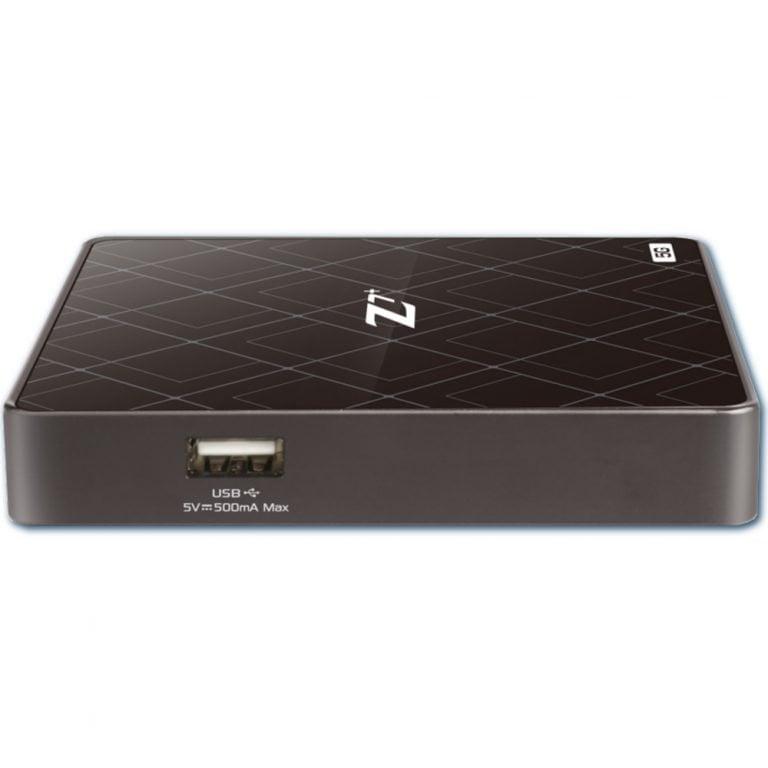 Formuler Z7+ 5G zwart zijkant