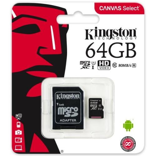 64 GB Micro SD