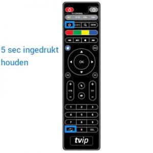 TVIP remote fix