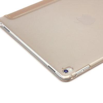iPad hoesje bookcase achterkant afwerking