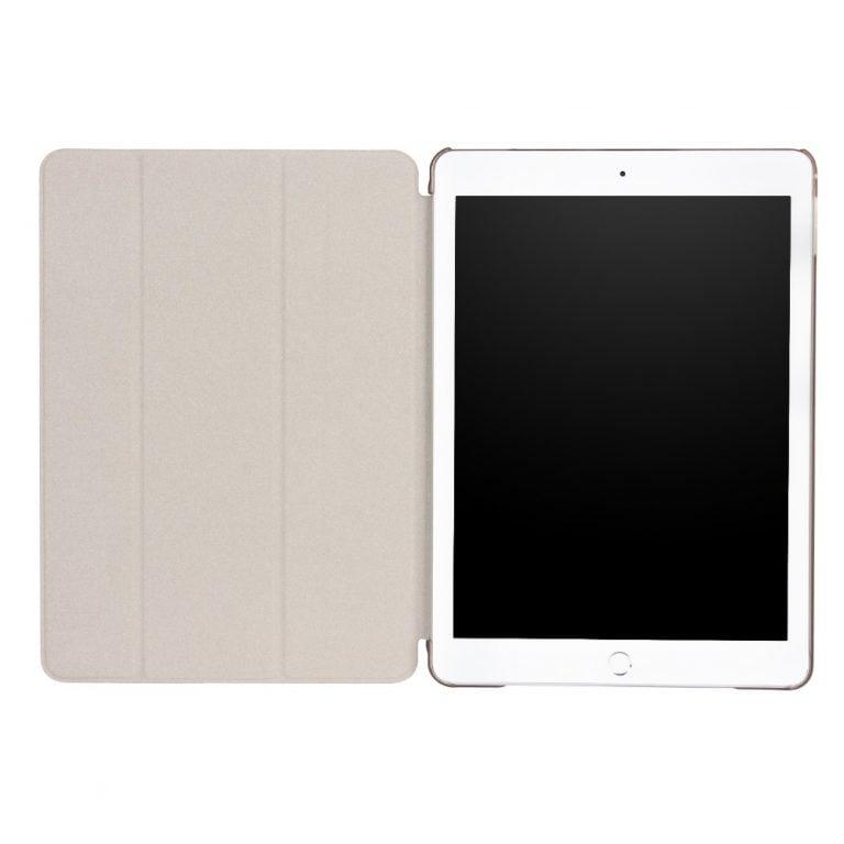 iPad hoesje bookcase binnenkant