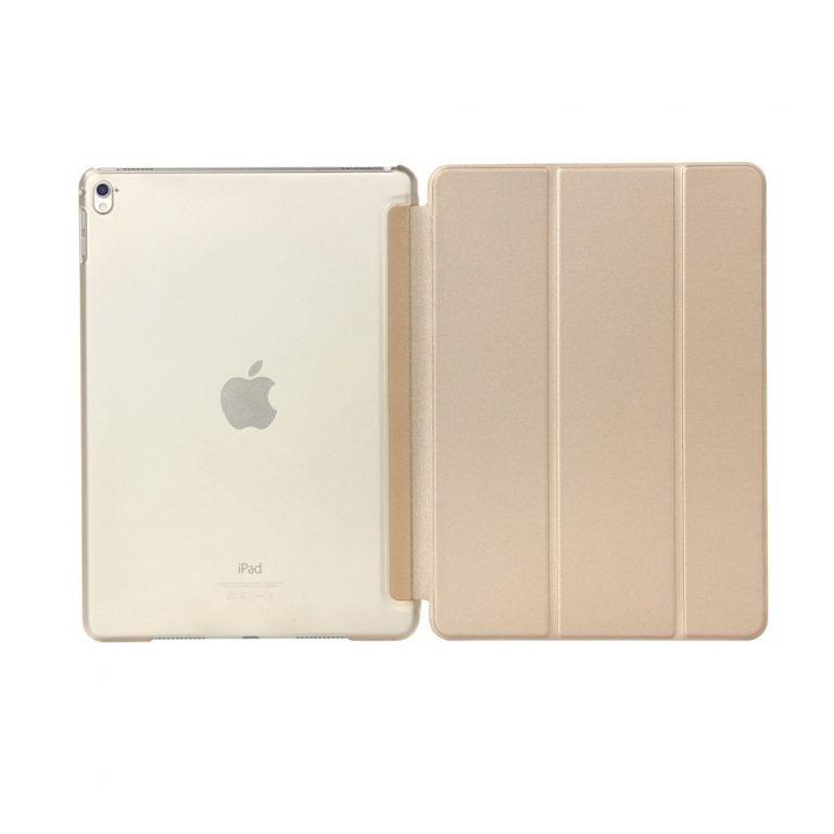 iPad hoesje bookcase goud