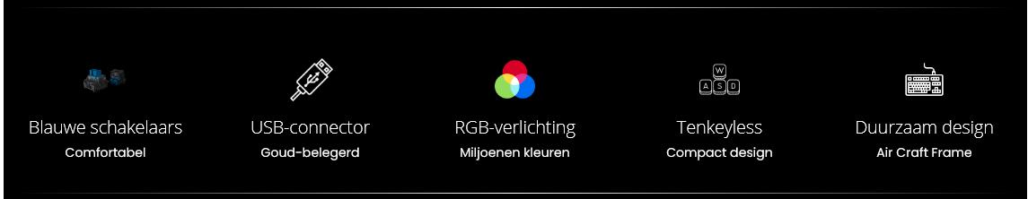 Kumara k552 RGB