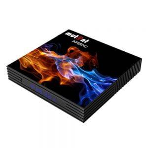 Mutant Inferno IPTV Set Top Box