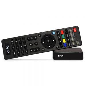 TVIP 615 IPTV Set Top Box remote