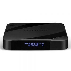 Xsarius Avant 4K Android IPTV Set Top Box
