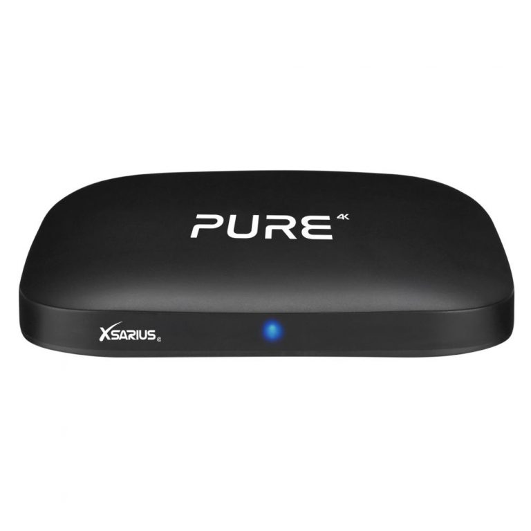 Xsarius Pure Basic Android IPTV Set Top Box