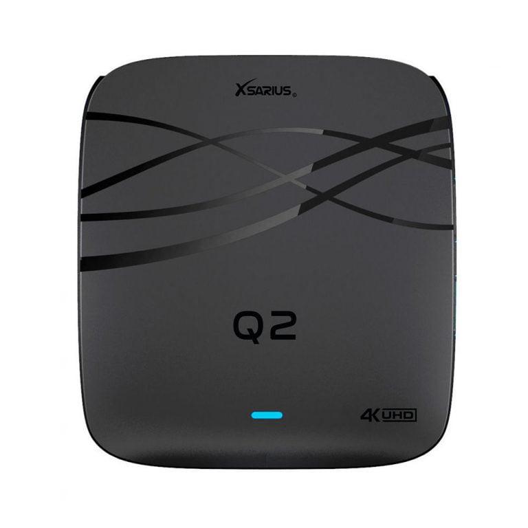 Xsarius Q2 V2 4K Android IPTV Box