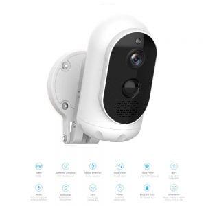 Eken Astro Smart Home IP Camera