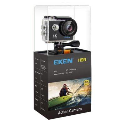 Eken H9R 4K Ultra HD Actiecamera doos