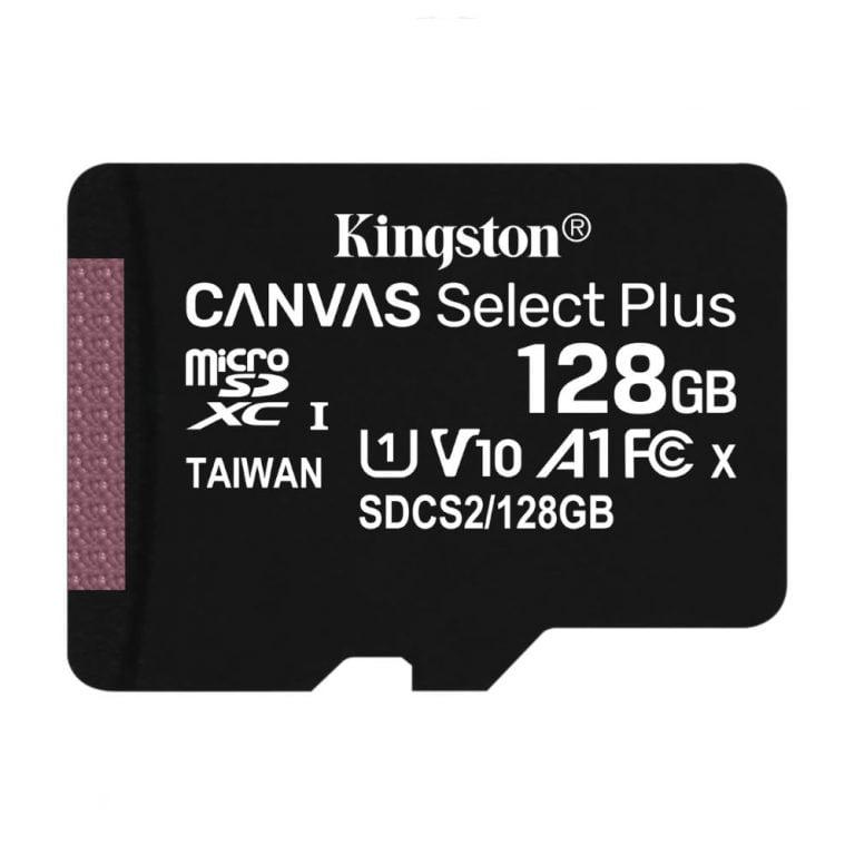 Kingston Canvas Select Plus 128GB