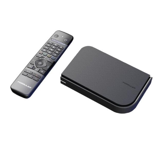Formuler CC Android IPTV Box met remote