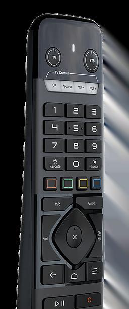 Formuler Z10 Pro Max Remote Ir