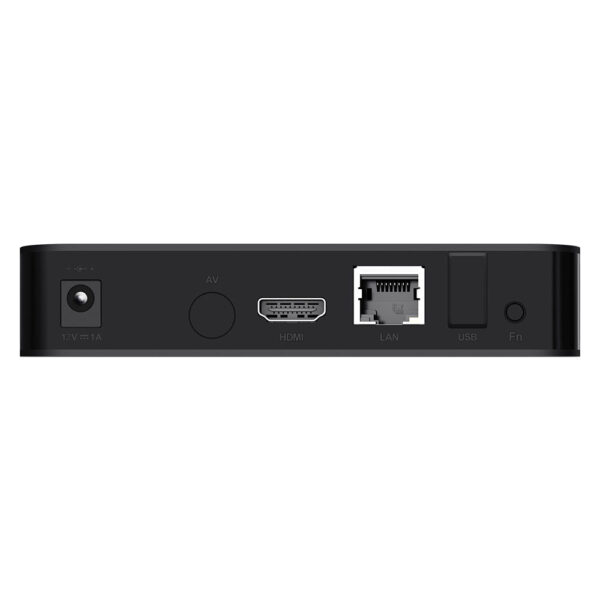 Mag 522 W3 IPTV Box